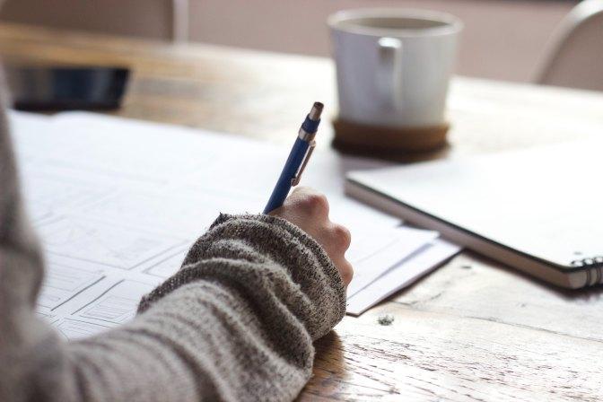 #NaNoWriMo: Let's Write!